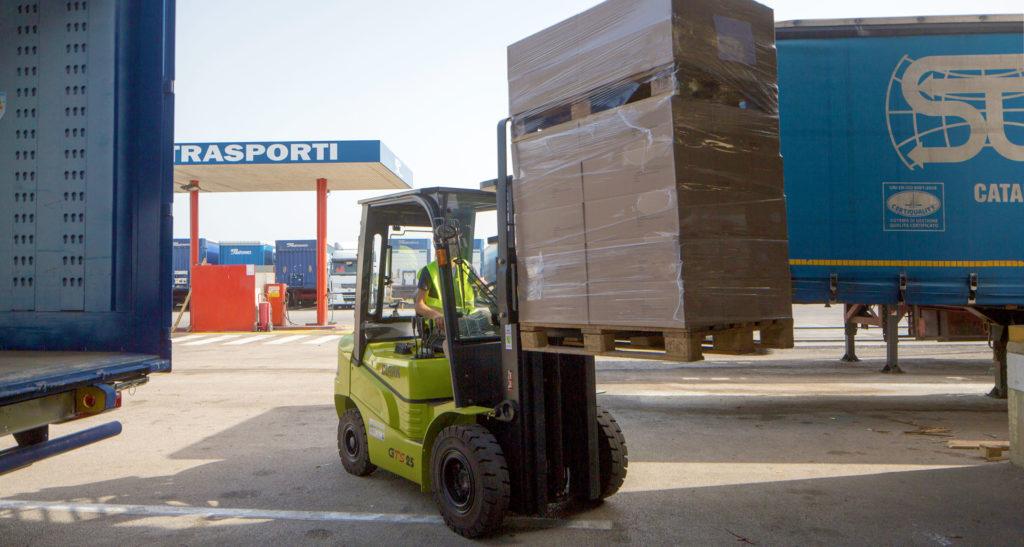 Logistics - Sud Trasporti