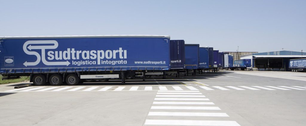 Categories of transported goods  - Sud Trasporti